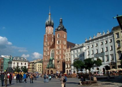 The best walking tour in Krakow
