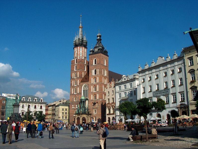 The best walking tour in Krakow