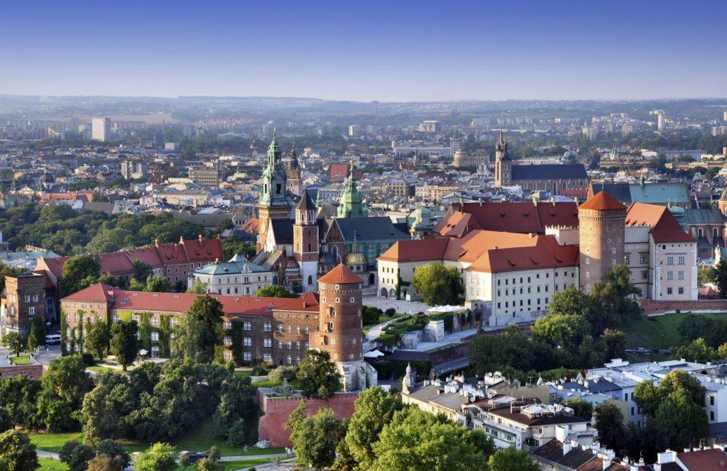 Stag do in Krakow